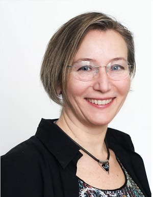Prosjektleder Ida Lau Borch