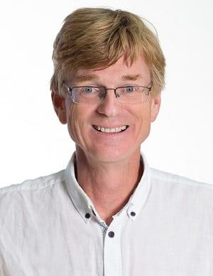 Portrettbilde av Jørgen Petersen